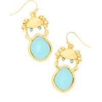 Pinch Me Crab Earrings - Lilly Pulitzer
