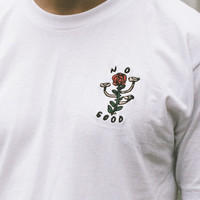 No Good embroidered t-shirt