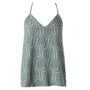V-Cut Cami Top