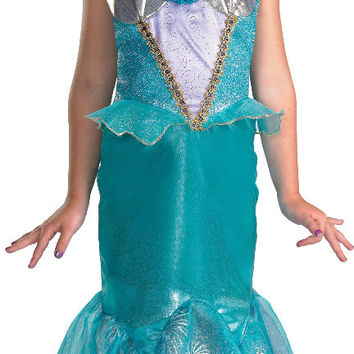 disney storybook ariel prestige toddler-child costume