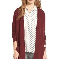 Women's Madewell 'Ryder' Long Cardigan,