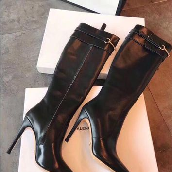 GUCCI High boots fine and sharp women boots