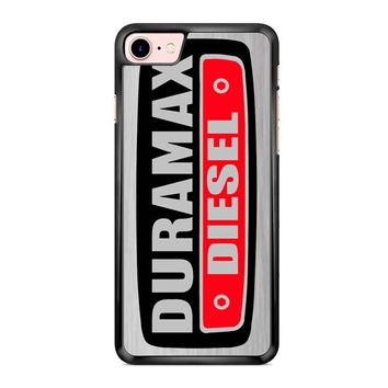Duramax Diesel On Plate iPhone 7 Case