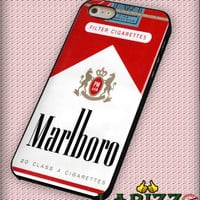 "Marlboro for iphone 4/4s/5/5s/5c/6/6+, Samsung S3/S4/S5/S6, iPad 2/3/4/Air/Mini, iPod 4/5, Samsung Note 3/4 Case ""007"""