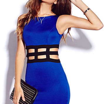 Bombshell Bodycon Dress