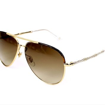 Gucci GG 4276 Women's Aviator sunglasses. EUC!!