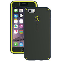 SPECK 74082-5049 iPhone(R) 6 Plus/6s Plus MightyShell(TM) Case + Faceplate (Dusty Green/Antifreeze/Charcoal Gray)
