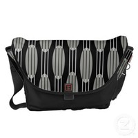 Messenger Bag ..Round Off from Zazzle.com