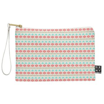 Allyson Johnson Holiday Style Pouch