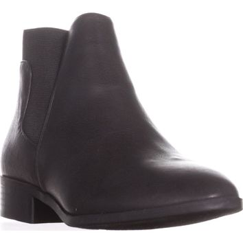 B35 Gala Ankle Booties, Black, 7 US