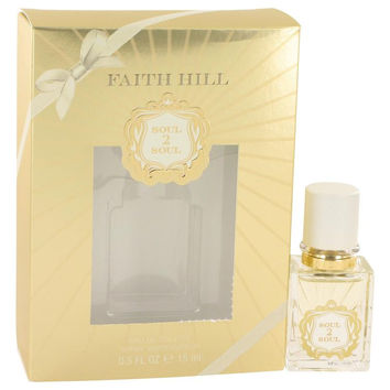 Soul 2 Soul by Faith Hill & Tim Mcgraw Eau De Toilette Spray .5 oz