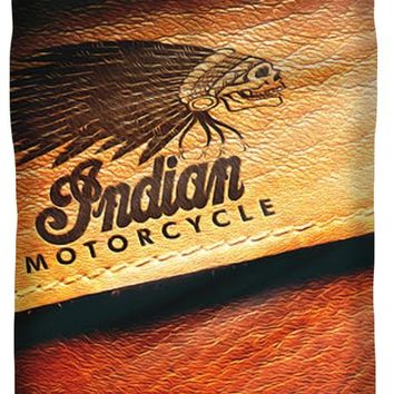 Indian Motorcycle Buffalo Leather Bag
