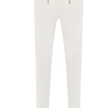 High Waist Skinny Pants