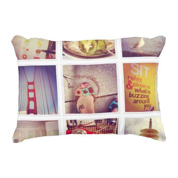 Create Your Own Instagram Accent Pillow