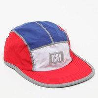 ICNY All Court 5 Panel Hat - Mens Backpack - Red - One