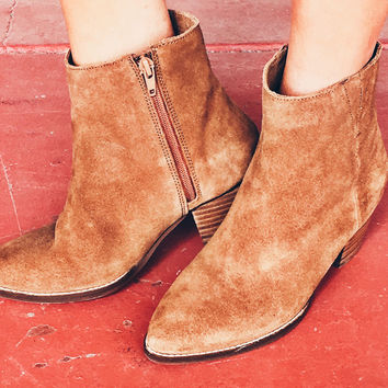 Weekend Warrior Bootie