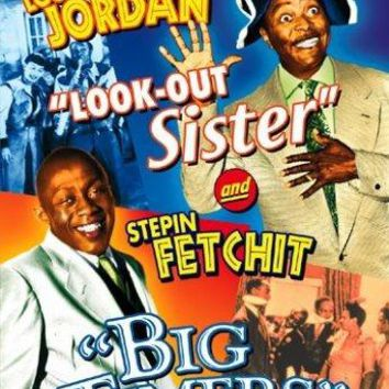 Louis Jordan & Suzette Harbin & Bud Pollard-Look-Out Sister / Big Timers