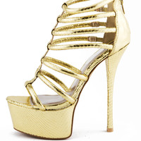 ELLISTON STRAPPY HEEL
