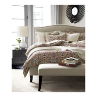 Crate and Barrel Gorgeous, Exotic Bedding - $200