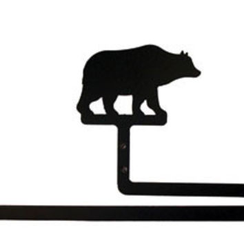 Bear Paper - Paper Towel Holder Horizontal Wall Mount