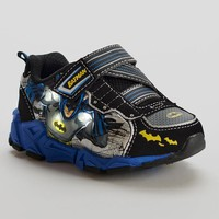 Batman Light-Up Sneakers - Toddler Boys (Black)