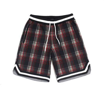 Xander Plaid Shorts