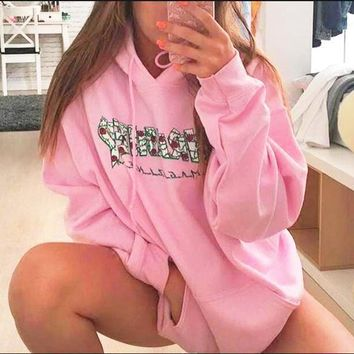 Thrasher Men/Women sportswear Thrasher hoodie Sweatshirt With T-shirt Top-1