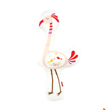 Limited Edition Pinky Flamingo Plush Pillow