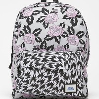 Vans Novelty School Backpack - Womens Backpack - Multi - NOSZ