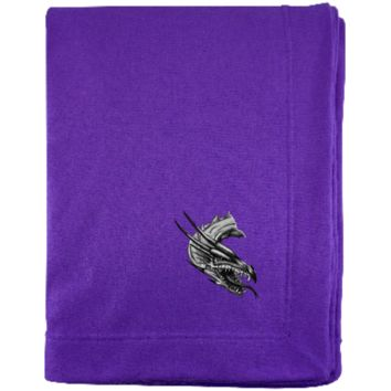 Dragon G129E Gildan Sweatshirt Blanket