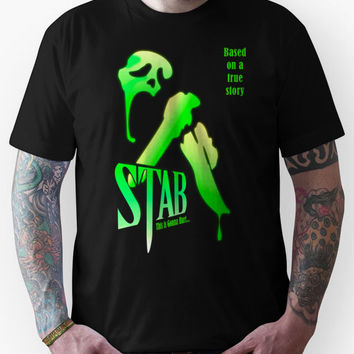 Stab (from the Scream movie) Unisex T-Shirt