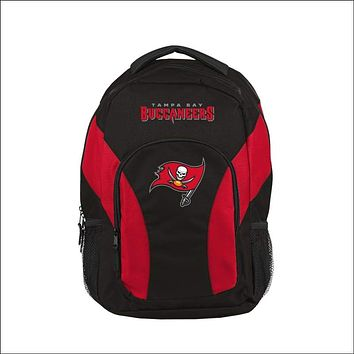 """Bucs OFFICIAL National Football League, """"""""Draft Day"""""""" 18""""""""H x 10"""""""" (12"""""""" Back) Backpack  by The Northwest Company"""