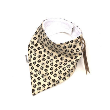 Dog Drool Bib - Baby Drool Bib - Bandana Scarf - Boys Bib - Bandana Bib - Teething Bib  - Dog Drool Bib - Drool Bib - Baby Bib