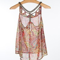 Daytrip Paisley Print Tank Top - Women's Shirts/Tops | Buckle