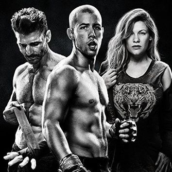 Frank Grillo & Nick Jonas & Various-Kingdom: Seasons One & Two
