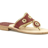 College Colors - Garnet & Gold - College Colors - Jack Rogers USA