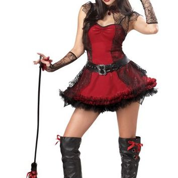 Adult Mischievous Witch Costume- Party City