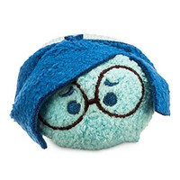 "Disney Inside Out Tsum Tsum Sadness Exclusive 3 3/4"" Plush by Disney"