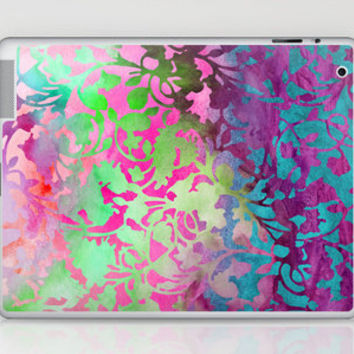 Earth_Watercolor Laptop & iPad Skin by Garima Dhawan | Society6