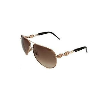 DCK4S2 Gucci GG 4225/s ADICC Womens Aviator Sunglasses