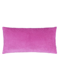Roxburgh Fuchsia Throw Pillow by Designers Guild
