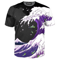 Purple Drank Waves Tee