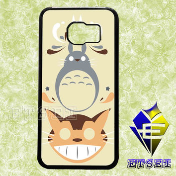 Tonari No Totoro case For Samsung Galaxy S3/S4/S5/S6 Regular/S6 Edge and Samsung Note 3/Note 4 case