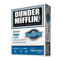 The Office Dunder Mifflin Paper (Ream)