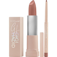 Online Only Gigi Hadid East Coast Glam Lipstick and Lip Liner Kit