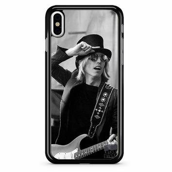 Tom Petty 2 iPhone X Case
