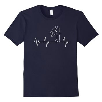 FATHER AND SON ALWAYS IN MY HEART TEE SHIRTS