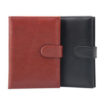 1pc Women PU Leather Passport  Cover Russian Driver License Document Case Card ID Holder -- BIH002 PM49