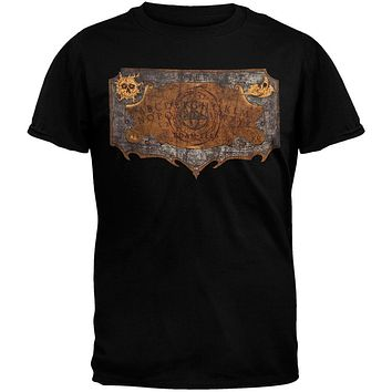 Otep - Ouija Board Black Adult T-Shirt