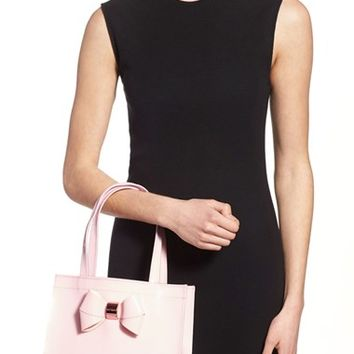 Ted Baker London 'Didicon' Small Plain Bow Icon Tote | Nordstrom
